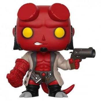 Funko Pop Hellboy 01 - Hellboy Jacket