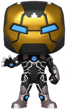 Funko Pop Homem de Ferro Model 39 555 - Iron Man