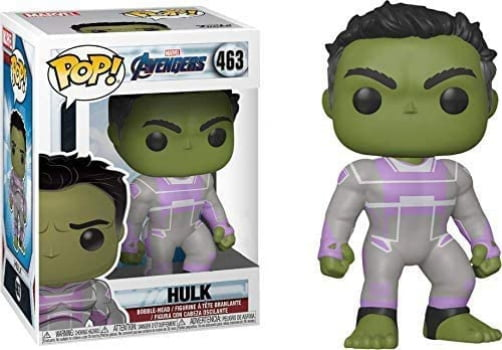 Funko Pop Hulk 463 - Vingadores Ultimato