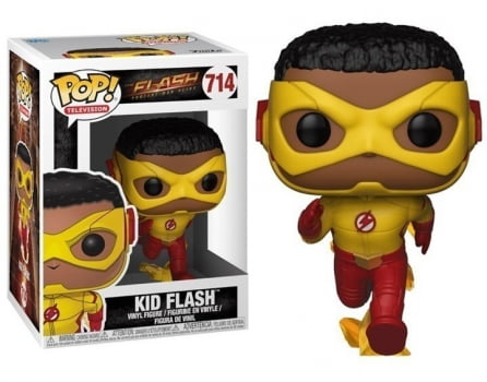 Funko Pop Kid Flash 714 The Flash