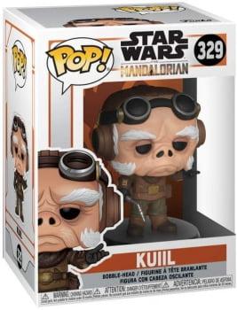 Funko Pop Kuiil 329 - Star Wars The Mandalorian