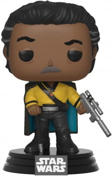 Funko Pop Lando Calrissian 313 - Star Wars The Rise Of Skywalker