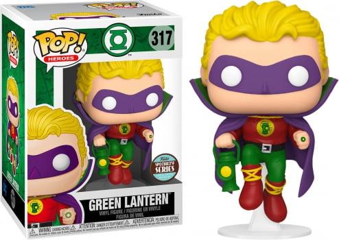 Funko Pop Lanterna Verde 317 Specialty Series