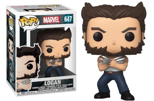 Funko Pop Logan 647 Wolverine - X-Men 20th