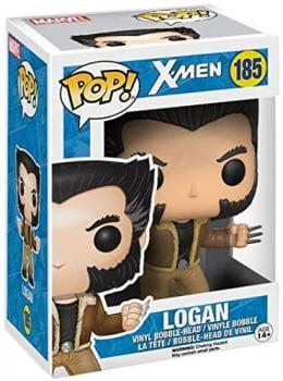 Funko Pop Logan Wolverine 185 - X-Men