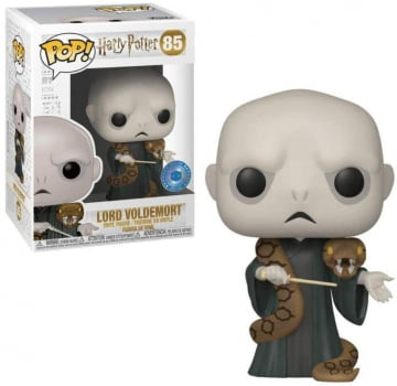 Funko Pop Lord Voldemort With Nagini 85 - Harry Potter