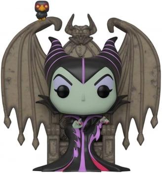 Funko Pop Malévola 784 Maleficent on Throne Disney Villains