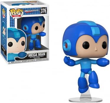 Funko Pop Megaman 376 - Megaman