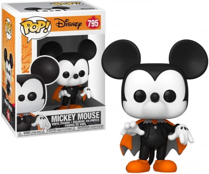 Funko Pop Mickey Mouse 795 Halloween Disney