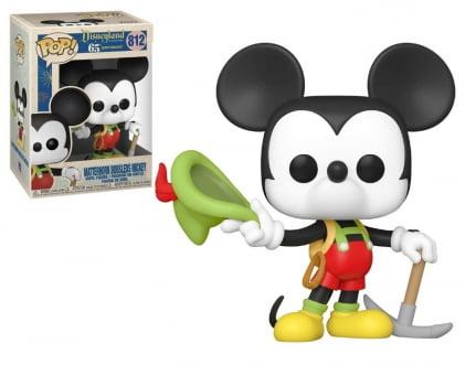 Funko Pop Mickey Mouse Matterhorn Bobsleds 812 Disneyland 65th Anniversary
