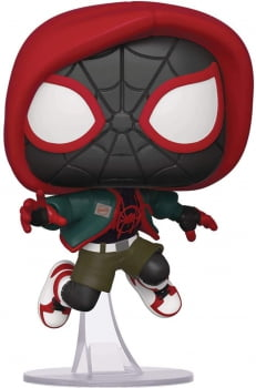 Funko Pop Miles Morales 529 PX Previews - Spider-Man