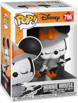Funko Pop Minnie Mouse 796 Halloween Disney