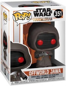 Funko Pop Offworld Jawa 351 - Star Wars The Mandalorian