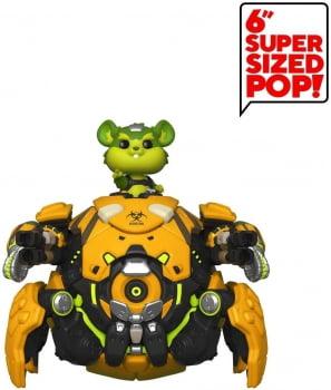 Funko Pop Overwatch Wrecking Ball 488 NYCC