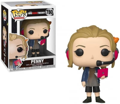 Funko Pop Penny 780 The Big Bang Theory