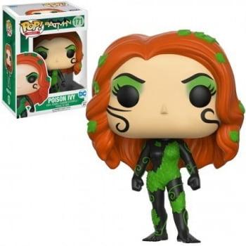 Funko Pop Poison Ivy 171 Hera Venenosa - Batman