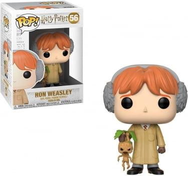 Funko Pop Ron Weasley Herbology 56 Harry Potter