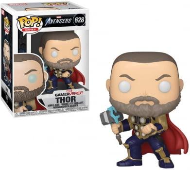 Funko Pop Thor Gamerverse 628 Avengers Vingadores