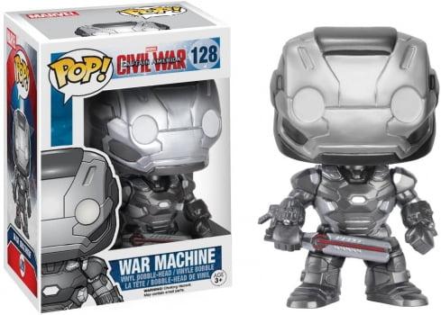 Funko Pop War Machine 128 - Captain America Civil War
