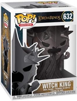 Funko Pop Witch King 632 - Senhor dos Anéis