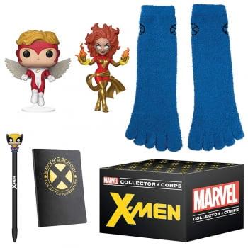 Funko Pop X-Men Box - Marvel Collector Corps X-Men
