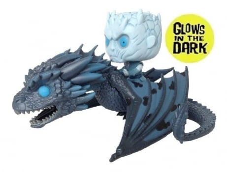 Game of Thrones - Night King and Icy Viserion 58 Funko Pop Rides