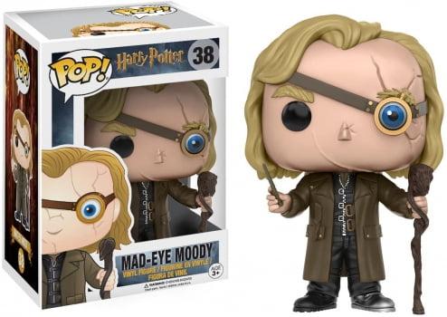 Funko Pop Mad-Eye Moody 38 Harry Potter