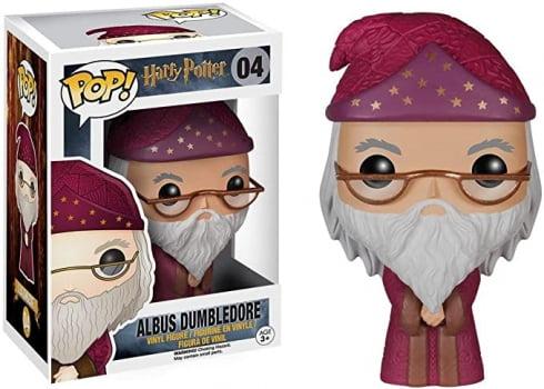 Harry Potter - Albus Dumbledore 04 Funko Pop