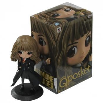 Boneco Q Posket Hermione Granger Bandai Banpresto Harry Potter