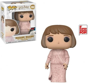 Funko Pop Harry Potter Madame Maxime 102 NYCC