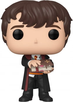 Harry Potter - Neville Longbottom w Monster Book 116 Funko Pop