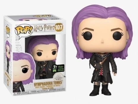 Funko Pop Nymphadora Tonks 107 ECCC Harry Potter