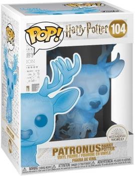 Funko Pop Patronus Harry Potter 104 Harry Potter