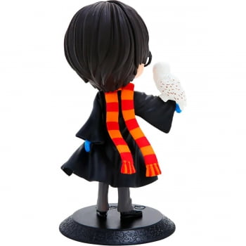 Harry Potter w Hedwig - Q Posket - Banpresto