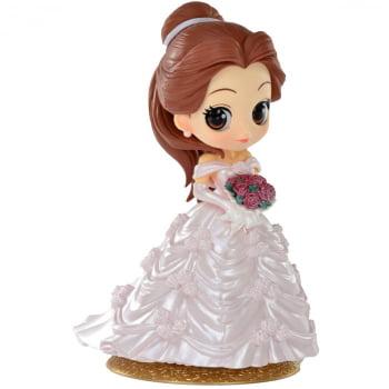 Q Posket Bela Belle Dreamy Style Special Collection Banpresto Disney A Bela e A Fera