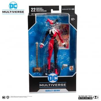 DC Multiverse - Arlequina Harley Quinn McFarlane Toys