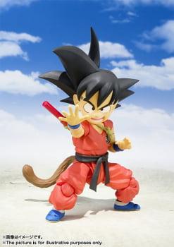 Dragon Ball - Kid Son Goku S.H. Figuarts - Bandai