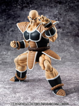 Dragon Ball Z - Nappa - S.H. Figuarts - Bandai