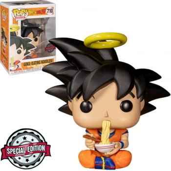 Dragon Ball Z - Son Goku (Eating Noodles) #710 Exclusive Funko Pop