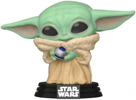 Funko Pop Baby Yoda 370 The Child Control Knob Star Wars The Mandalorian