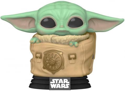 Funko Pop Baby Yoda 405 The Child In The Bag Star Wars The Mandalorian