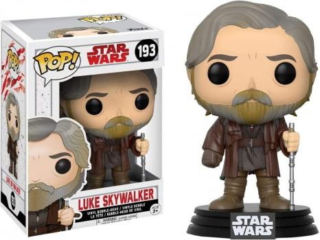 Funko Pop Luke Skywalker 193 Star Wars