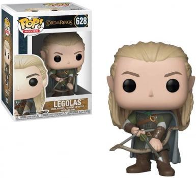 Lord Of The Rings - Legolas 628 Funko Pop Senhor dos Anéis