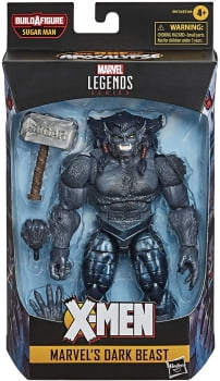 Marvel Legends Dark Beast - X-Men Era do Apocalipse