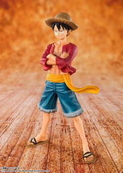 One Piece - Monkey D. Luffy Straw Hat - FiguartsZERO - Bandai