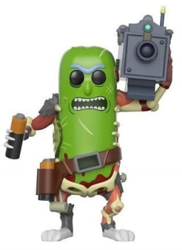 Rick And Morty - Pickle Rick W Laser 332 Funko Pop