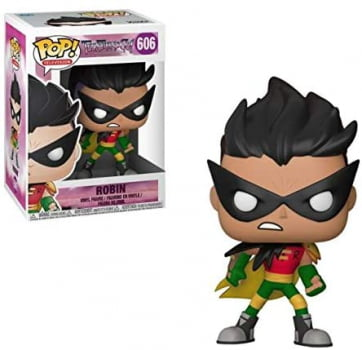 Teen Titans Go TNBTS - Robin 606 Funko Pop
