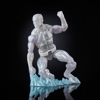 X-Men - Homem de Gelo Iceman - Marvel Legends Vintage Series