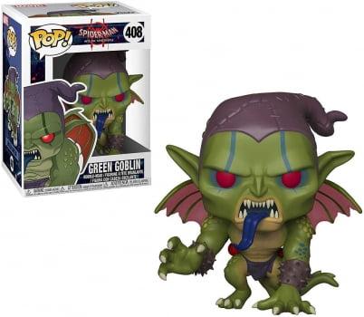 Into The Spiderverse - Green Goblin 408 Funko Pop