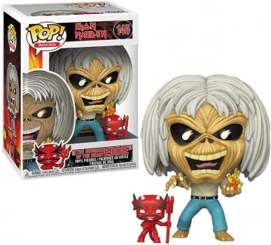 Iron Maiden - The Number Of The Beast Eddie 145 Funko Pop Rocks
